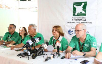 Participación Ciudadana indica factores pueden aumentar abstención electoral y serían responsabilidad directa de las autoridades si no se toman las medidas a tiempo